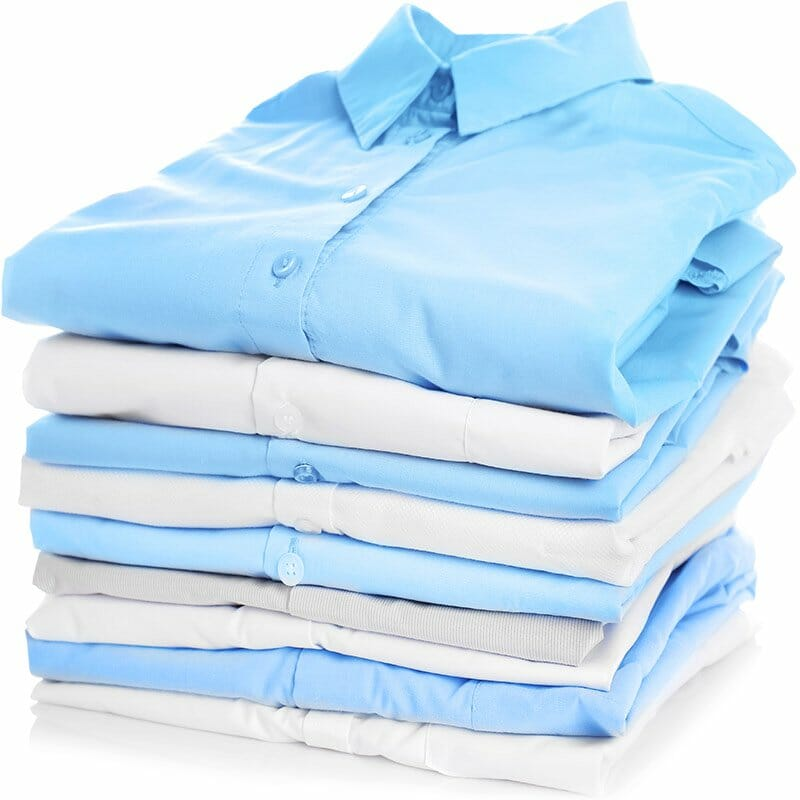 More about our shirt laundering services in Birmingham
